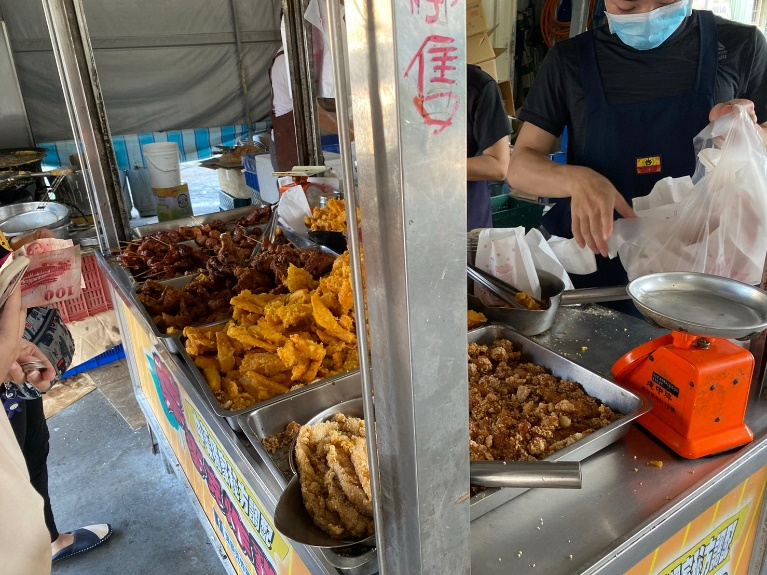 台南美食 | 葉麥克中藥炸雞